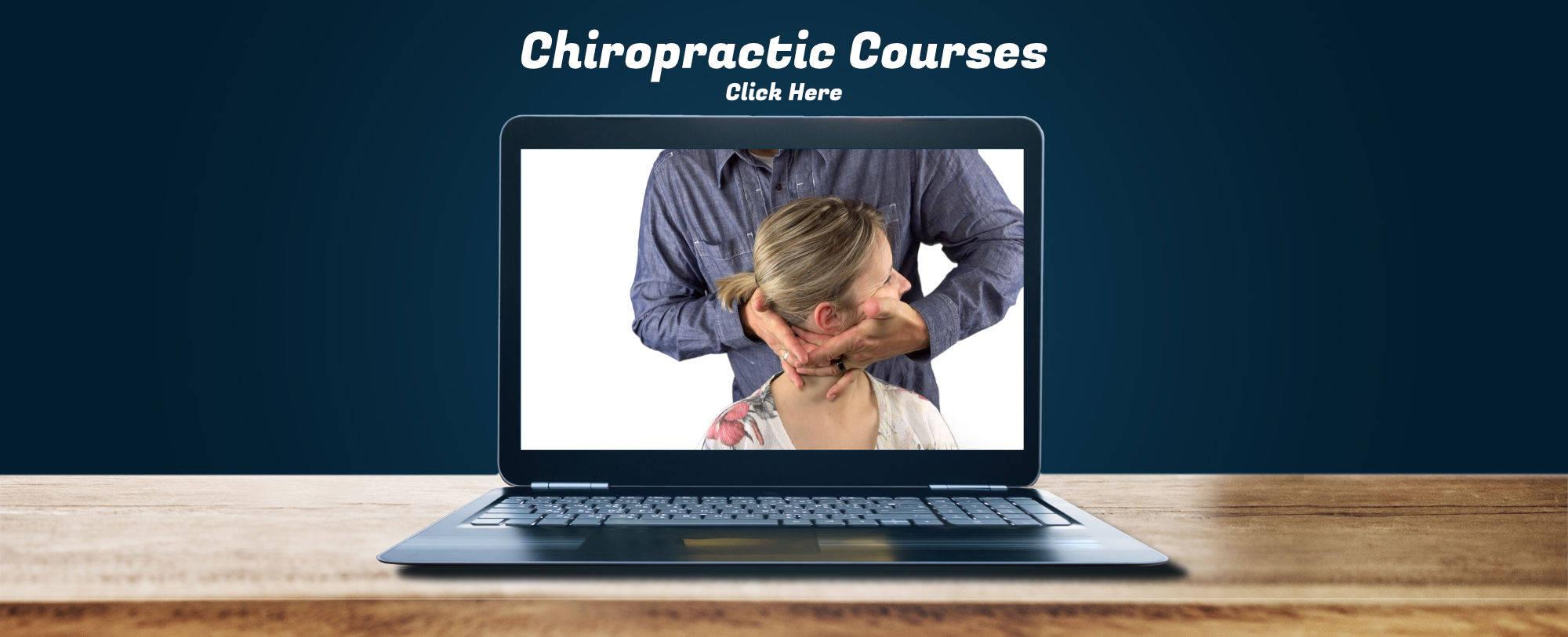 Chiropractic Courses Online, Seminars